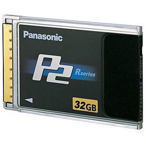 Panasonic 32GB P2 Card Rental Manhattan Nyc