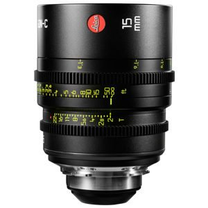 Leica Summicron-C T2.0 15mm Prime PL Lens Rental NYC