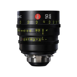 Leica Summicron-C T2.0 50mm Prime PL Lens Rental Nyc