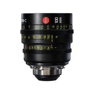 Leica Summicron-C T2.0 100mm Prime PL Lens Rental Nyc