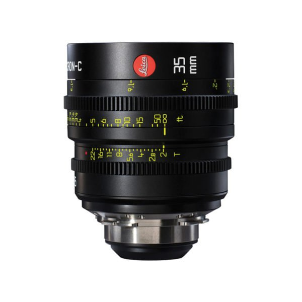 Leica Summicron-C T2.0 35mm Prime PL Lens Rental Nyc