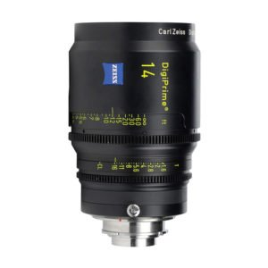 Rent Zeiss DigiPrime 14mm T1.6 Cine Prime B4 Lens in Nyc