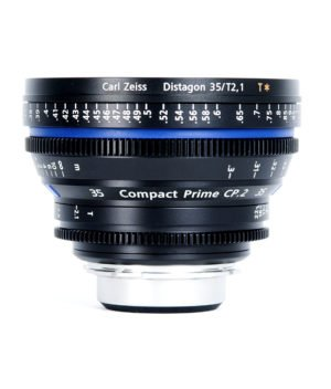 Carl Zeiss CP.2 35mm T2.1 EF Lens Rental NY