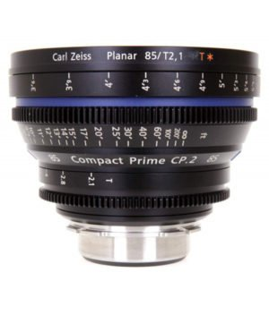Carl Zeiss CP.2 85mm T2.1 EF Lens Rental NYC