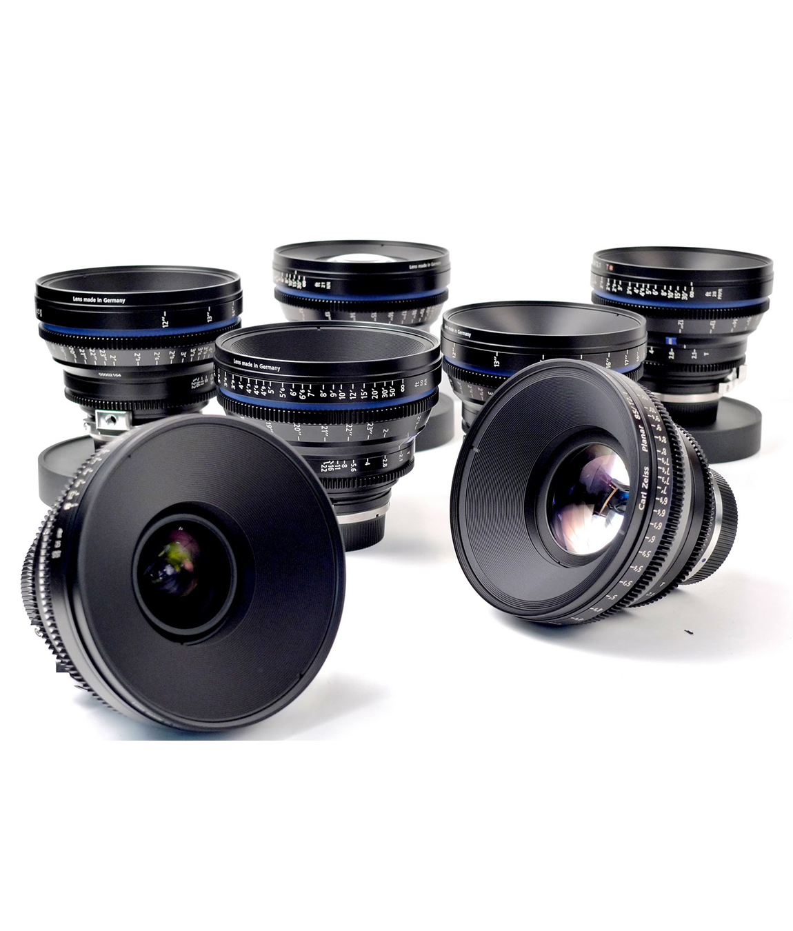Carl Zeiss CP.2 EF Lens Set | LVRUSA® Camera Rental | Lens ...