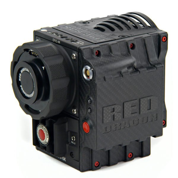 Red Epic-M Red Dragon Carbon Fiber Camera for Rent in Nyc
