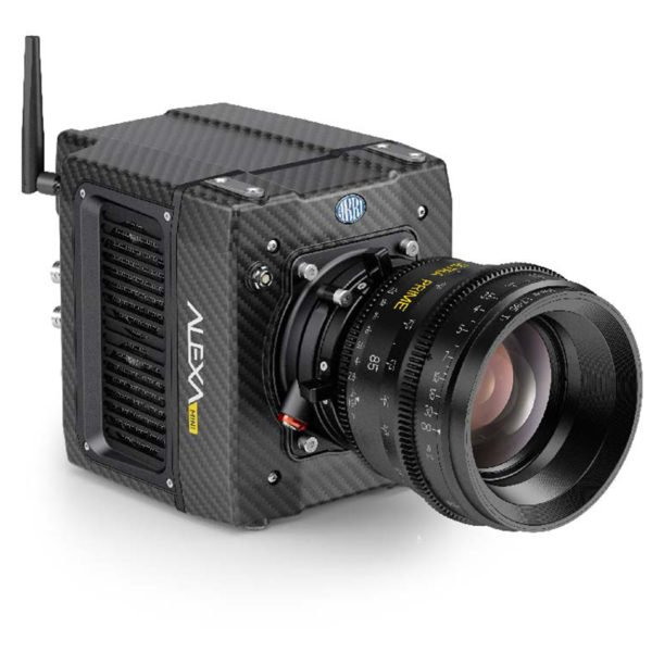 Rent Arri Alexa Mini PL Camera with 4:3 and Arriraw License Nyc