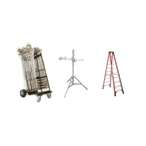 Stands, Booms and Ladders