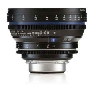 Carl Zeiss CP.2 85 mm/T1.5 Super Speed PL/EF Lens Rental Nyc