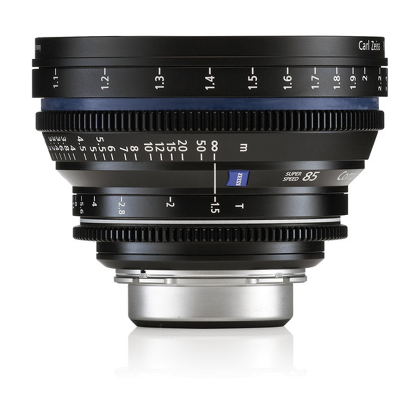 Carl Zeiss CP 2 85 mm/T1 5 Super Speed PL/EF Lens | LVRUSA