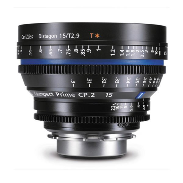 Carl Zeiss CP.2 15mm T3.6 PL/EF Lens Rental Nyc