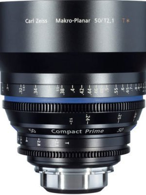Carl Zeiss CP.2 50mm Makro T2.1 EF Lens Rental