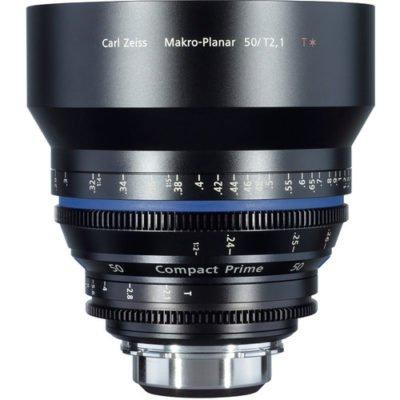 Carl Zeiss CP.2 50mm Makro T2.1 EF Lens Rental