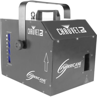Chauvet Hurricane Haze 3D Haze Machine Rental