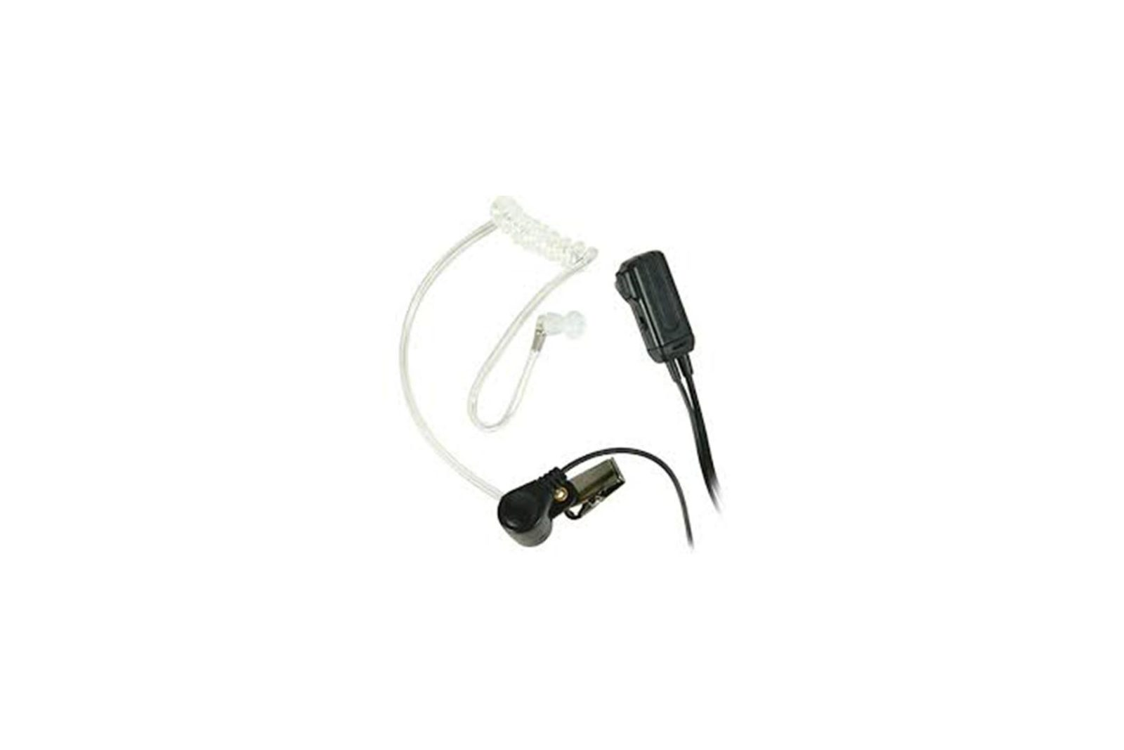 Microphone Surveillance Earwig for CP Walkies for Rent in NYC