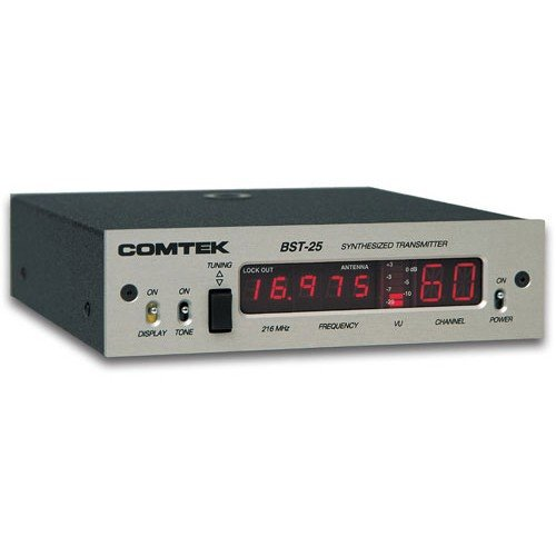 Comtek BST-25 IFB Transmitter Base Station Rental NYC