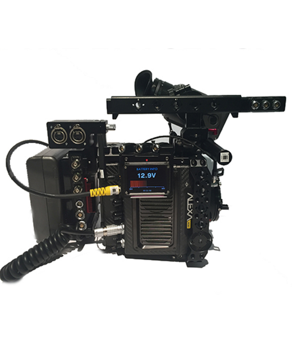 Rent Arri Alexa Mini PL Camera with 4:3 and Arriraw License