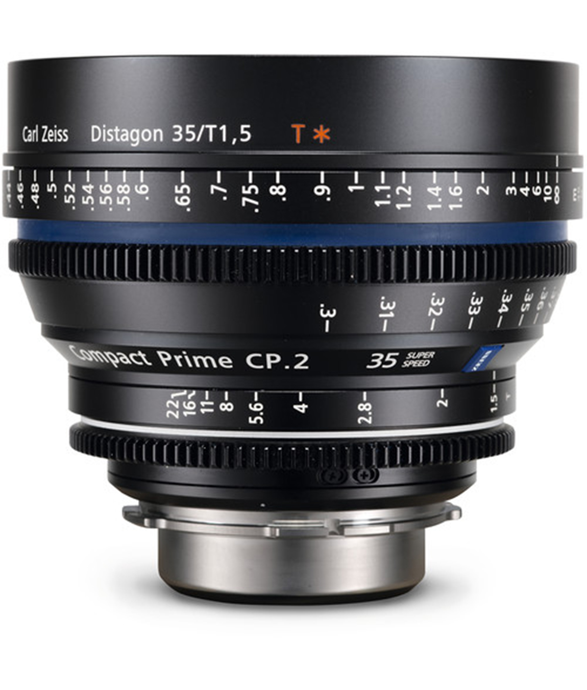 Carl Zeiss CP.2 35 mm/T1.5 Super Speed EF Lens Rental NY