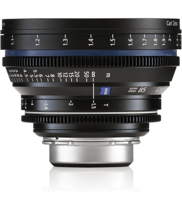 Carl Zeiss CP.2 85 mm/T1.5 Super Speed EF Lens Rental NY