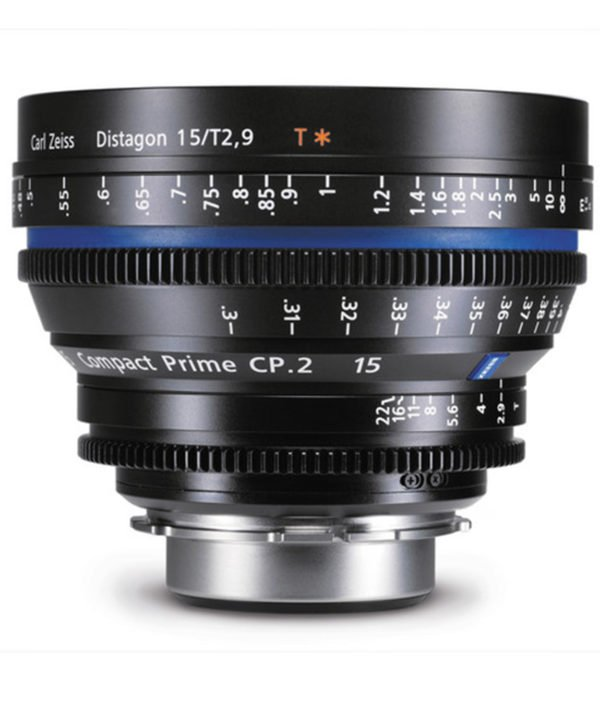Carl Zeiss CP.2 15mm T3.6 EF Lens Rental NYC