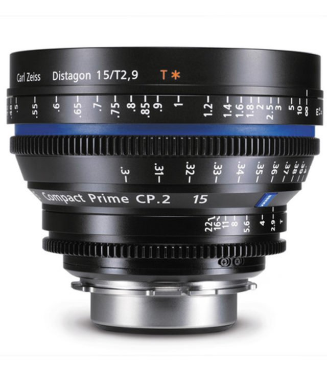 Carl Zeiss CP.2 15mm T3.6 EF Lens Rental NYC