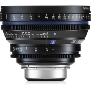 Carl Zeiss CP.2 28mm T2.1 EF Lens Rental NY