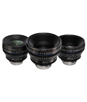 Carl Zeiss CP.2 Super Speed EF Lens Set Rental NJ, NY