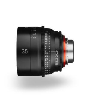 Rokinon Xeen 35mm T1.5 Lens PL Mount Rental in NYC
