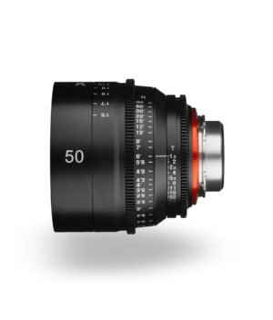 Rokinon Xeen 50mm T1.5 Lens for Canon EF Mount Rental NYC