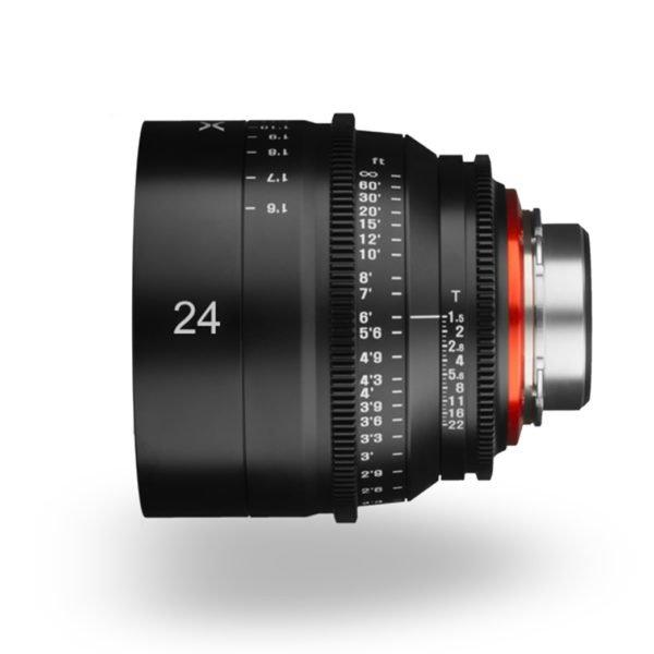Rent Rokinon Xeen 24mm T1.5 Lens PL Mount Nyc