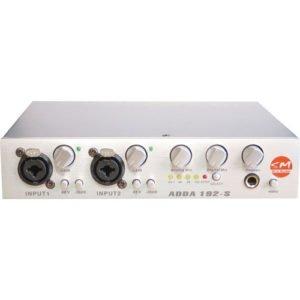 SM Pro Audio ADDA 192-S Analog / Digital Audio Interface Rental and Audio Equipment Rental Nyc