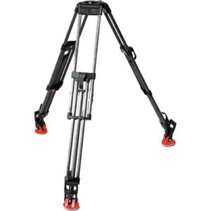 Sachtler 100mm Carbon Fiber 3-Stage Tripod Legs Rental NYC