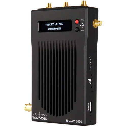 Teradek Bolt Pro 3000 SDI/HDMI Wireless Video Additional Receiver Rental NYC