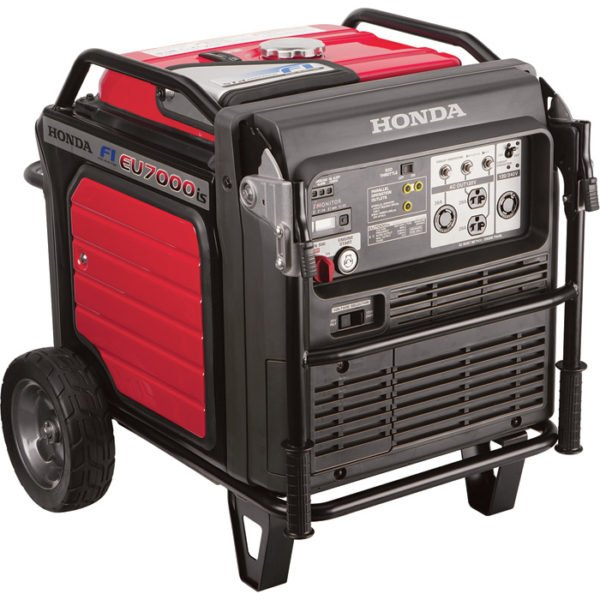 Honda EU7000is Super Quiet Generator Rental in Manhattan and Brooklyn