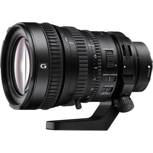 Sony FE PZ 28-135mm f/4 G OSS Lens Rental