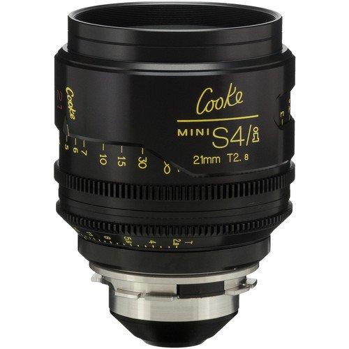 Cooke S4/i Mini 21mm T2.8 Cine Lens Coated & Uncoated Rental NYC