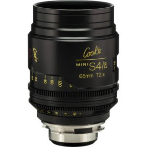 Rent Cooke S4/i Mini 65mm T2.8 Cine Lens Coated & Uncoated in NYC