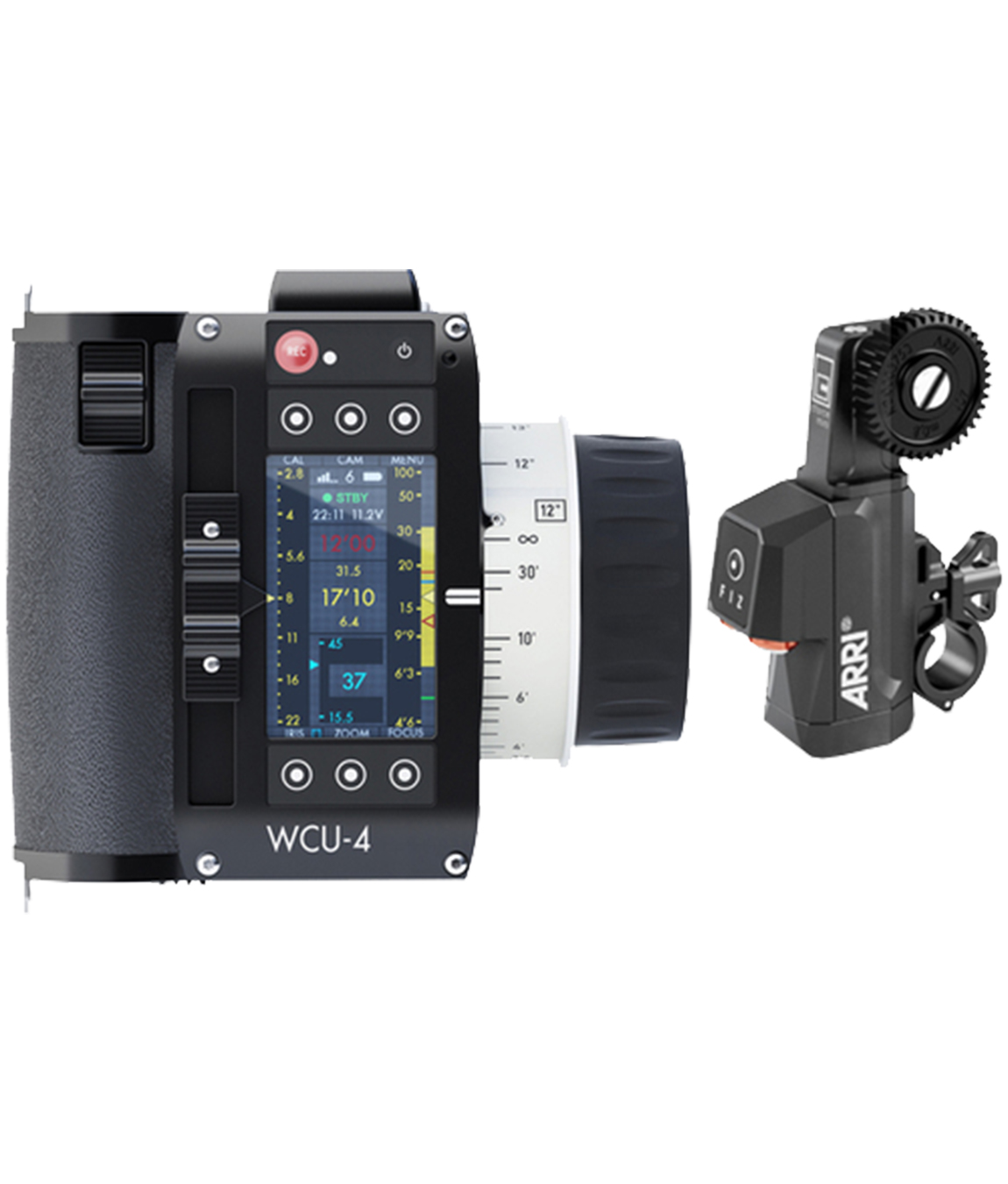 Arri Wireless Compact Unit WCU-4 FIZ System Rental / Hire nyc nj pa brooklyn
