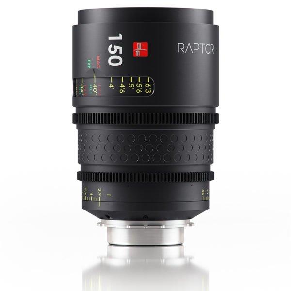 Rent IB/E Optics Raptor 150mm Macro T2.9 PL/EF Lens in Nyc