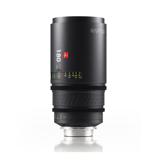 IB/E Optics Raptor 180mm Macro T2.9 PL/EF Lens Rental Nyc