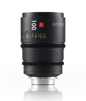 IB/E Optics Raptor 100mm Macro T2.9 PL/EF Lens