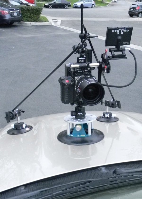Rent Matthews Master Mount Car Mounting System Nyc