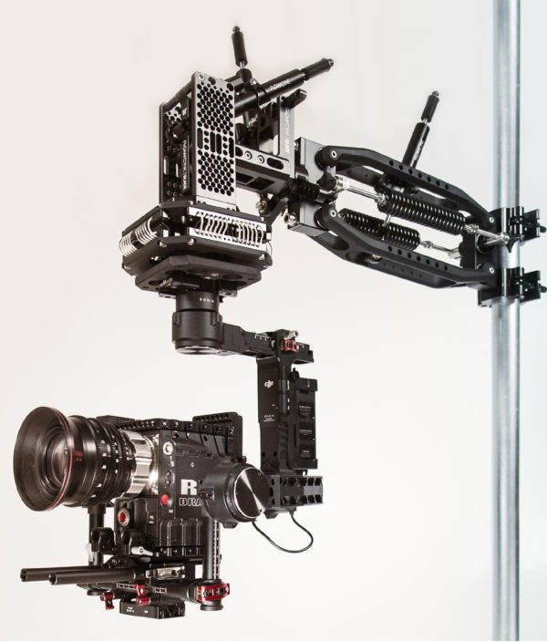 Rent Flowcine Black Arm Complete