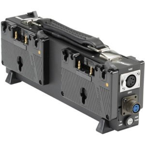 Anton Bauer QBH-HD Quad Battery Holder Rental Manhattan, Brooklyn, Nyc