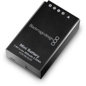 Blackmagic EN-EL20 Pocket Cinema Camera Battery Rental Manhattan, Brooklyn, Nyc