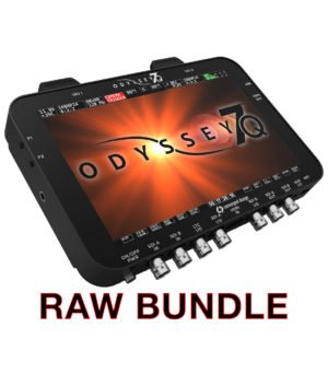 Convergent Design Odyssey 7Q Monitor and Recorder with Raw Bundle for Rent in NYC