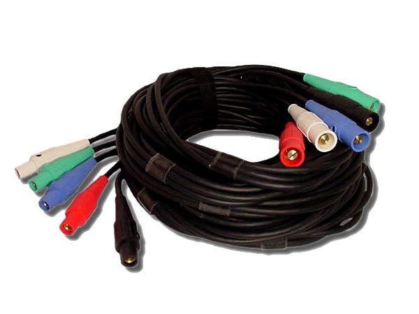 Lex 50' #2 Cam-Lok 5 Wire Cable Rentals in Manhattan and Brooklyn