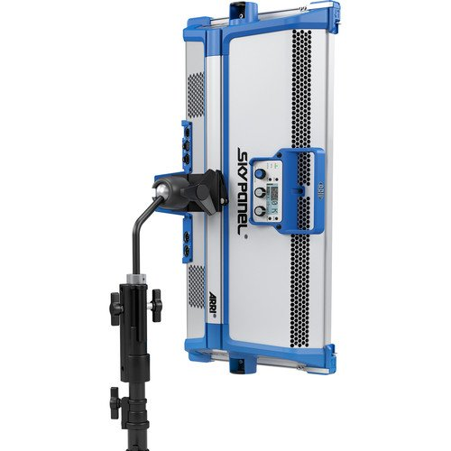 Arri Center Mount Yoke for SkyPanel S30 and S60 LED Lights Rentals in Brooklyn and Manhattan