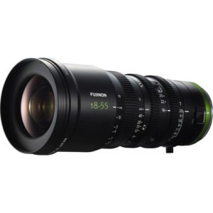 Image of Fujinon MK18-55mm T2.9 Lens E-Mount for Rent in Manhattan NYC