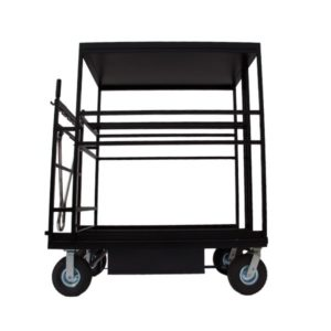 Image of Backstage Flag Cart for Rent in Manhattan NYC